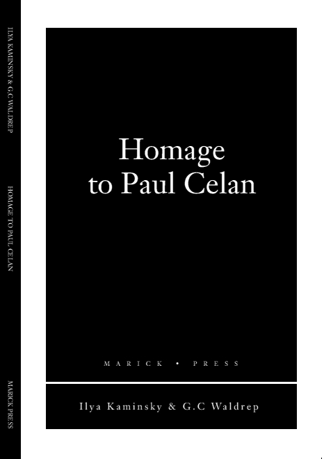 Homage to Paul Celan
