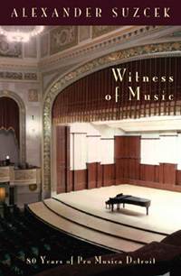 Witness of Music